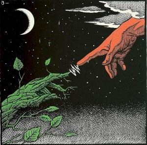 Sistine hand eco