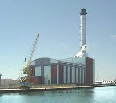 Shoreham power stn