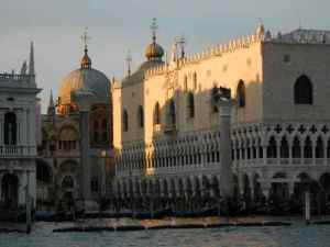 Doges palace and S Marco