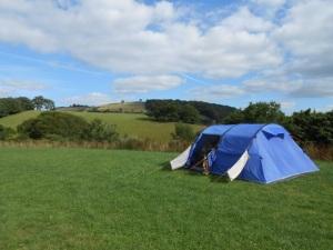 Tent at Sheldon